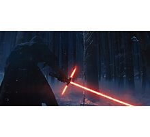 Star Wars- The Force Awakens Photographic Print