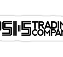PSI-5 Trading Company Sticker