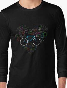I Love My Bike Long Sleeve T-Shirt