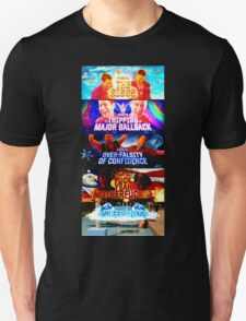 5 Stages of HDF- 21 Jump Street T-Shirt