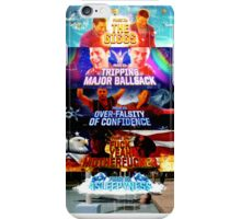 5 Stages of HDF- 21 Jump Street iPhone Case/Skin