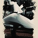 Heavenly sufi  Whirling dervish by Adam Asar