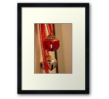 Jingle bells... Framed Print