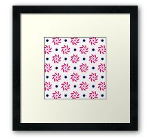 Gentle Successful Nutritious Easygoing Framed Print