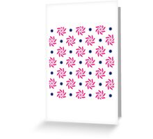 Gentle Successful Nutritious Easygoing Greeting Card