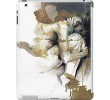 Embryonic III… with mood texture iPad Case/Skin