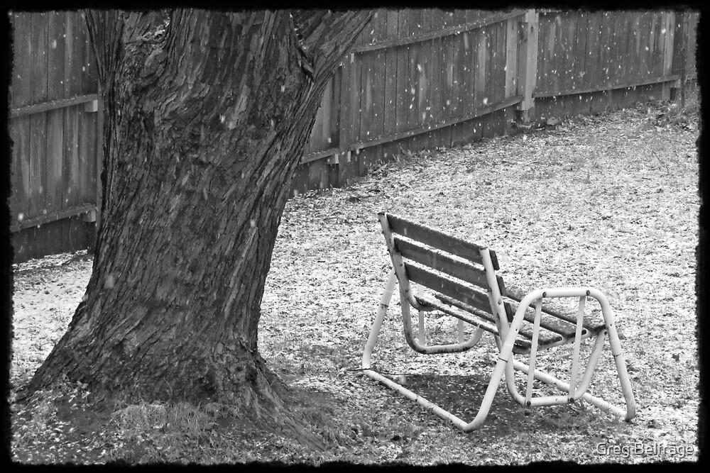 Winter Dusting by Greg Belfrage