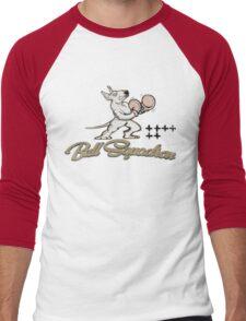 Bull Squadron Men's Baseball ¾ T-Shirt