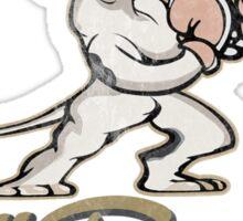 Bull Squadron Sticker