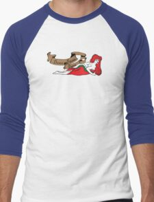Pete and Pete Dance Petunia Dance Men's Baseball ¾ T-Shirt