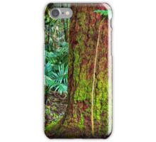 New growth in rainforest iPhone Case/Skin