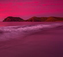 Port Jackson sunset III by Paul Mercer