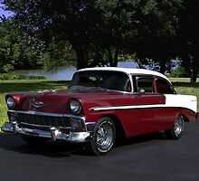 1956 Chevrolet Bel Air by TeeMack