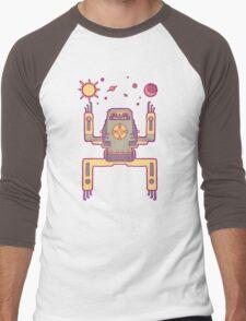 Space Sloth Men's Baseball ¾ T-Shirt