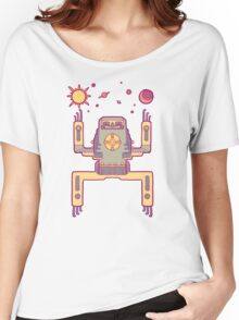Space Sloth Women's Relaxed Fit T-Shirt