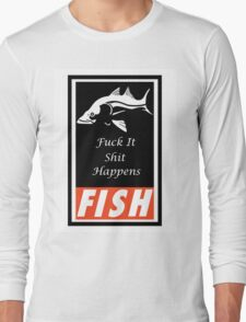 F.I.S.H Long Sleeve T-Shirt