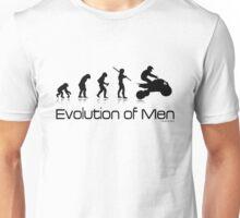 Off-Road Quad- Evolution of Men Unisex T-Shirt
