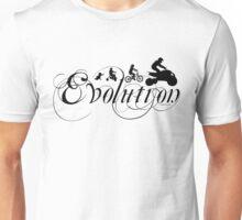 Woman's Off-Road Quad - Evolution  Unisex T-Shirt