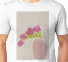 Tulips And Lace Unisex T-Shirt