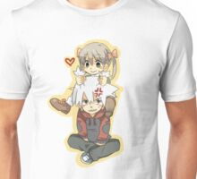 Soul Eater - Maka and Soul Unisex T-Shirt