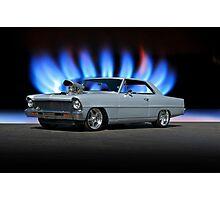 1967 Chevrolet Nova Photographic Print