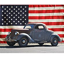 All American Ford Photographic Print