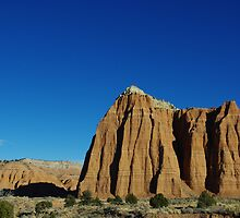 Wonders of Cathedral Valley, Utah by Claudio Del Luongo