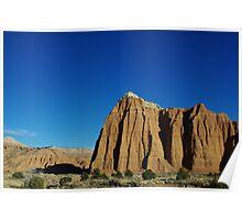 Wonders of Cathedral Valley, Utah Poster