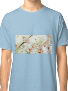 Watercolor Blossoms Classic T-Shirt