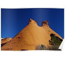 Beauty of rocks, Utah Poster