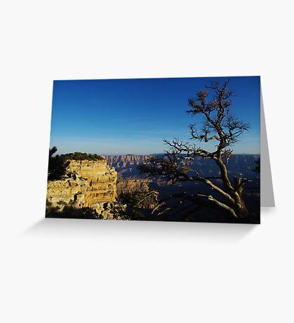 North Rim, Grand Canyon Greeting Card