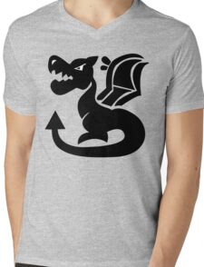 Aerodactyl Mens V-Neck T-Shirt