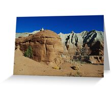Kodachrome Basin, Utah Greeting Card