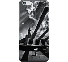 The Mighty Battleship Alabama iPhone Case/Skin