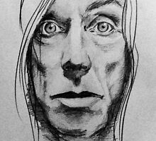 Iggy Pop by Gvantsa