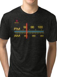 analog dial Tri-blend T-Shirt