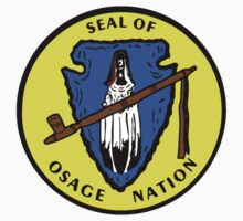 Seal of the Osage Nation by Chunga
