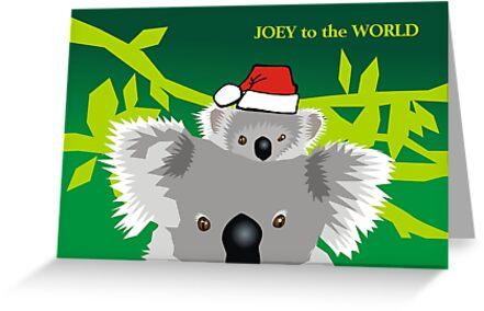 Joey to the World by Matt Mawson
