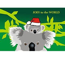 Joey to the World Photographic Print