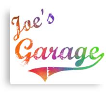Joe's Garage - Frank Zappa Canvas Print