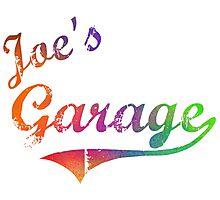 Joe's Garage - Frank Zappa Photographic Print