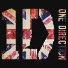 british flag 1d by 1453k
