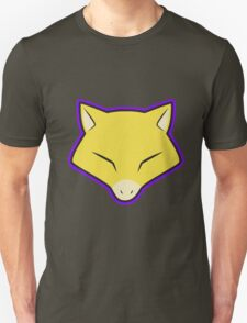 ABRA Pokemon Minimal Design First Generation Sticker Shirt Unisex T-Shirt