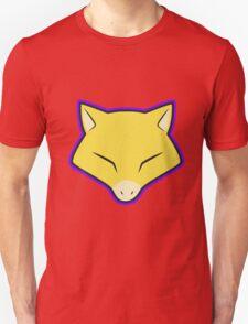 ABRA Pokemon Minimal Design First Generation Sticker Shirt Unisex T-Shirt