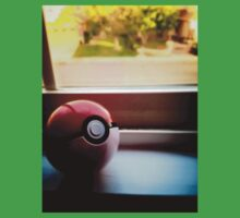Pokeball Photo design One Piece - Short Sleeve