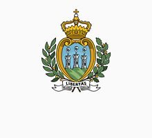 Coat of Arms of San Marino Unisex T-Shirt