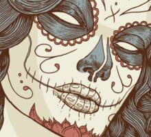 Muerte Sticker
