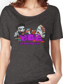 Brain Dead Radio - THE MERCHANDISE  Women's Relaxed Fit T-Shirt