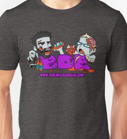 Brain Dead Radio - THE MERCHANDISE  Unisex T-Shirt