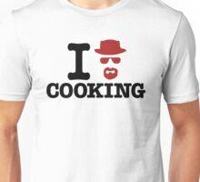 Heisenberg - I love cooking Unisex T-Shirt